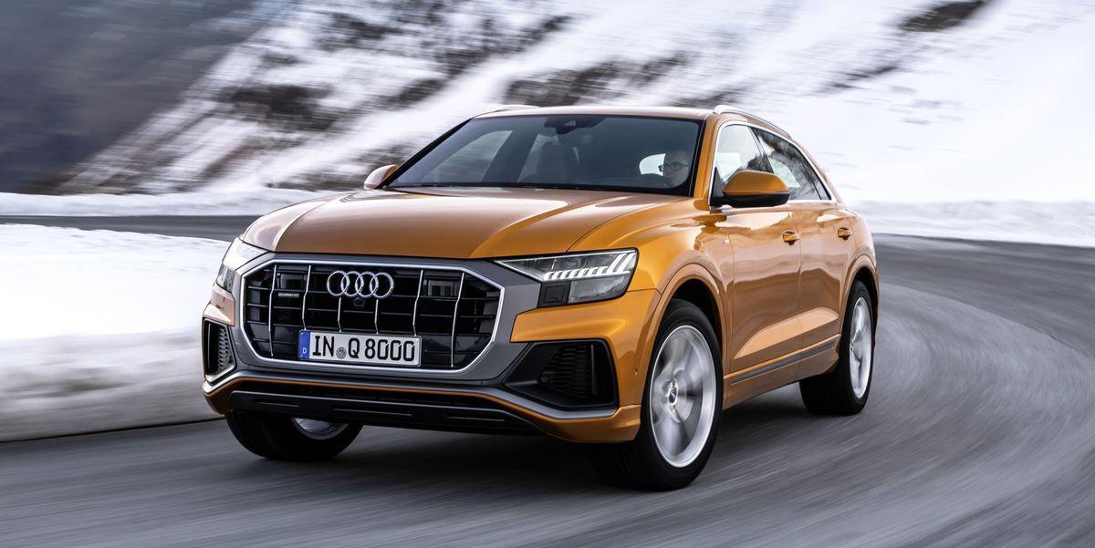 Xe Audi Q8 Đời Mới Model 2021 Có Giá Bán Bao Nhiêu TIền, máy Xăng 3.0 công suất bao nhiêu mã lực, tăng tốc nhanh hay không,