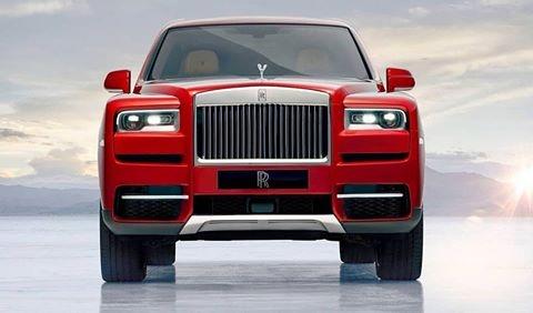 Mẫu Xe SUV Rolls Royce Cullinan V12 Chính Thức Ra Mắt Giá 250.000 Bảng Anh