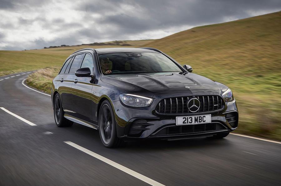 Đánh giá Mercedes-AMG E53 Night Edition Estate Đời 2021
