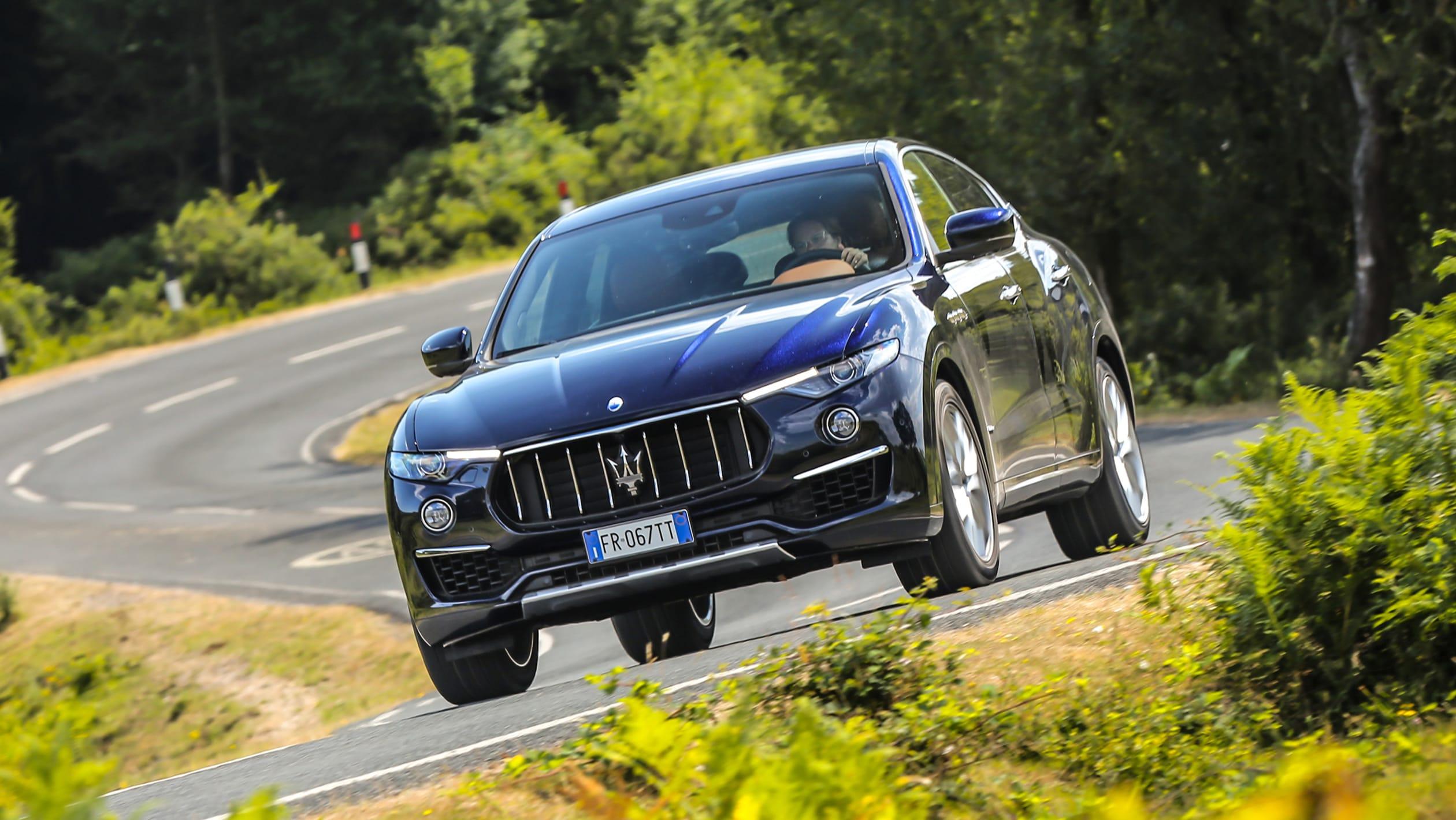 Maserati Levante 2021 - 2022 Có Gì Mới, Giá Bán Bao Nhiêu