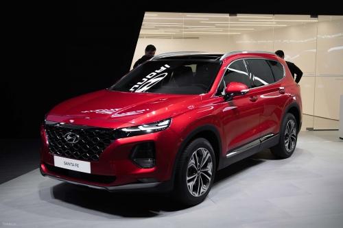 Giá Xe Hyundai SantaFe Premium 7 Chỗ 2 Cầu Đời Mới Nhất Model 2019 Tại Việt Nam