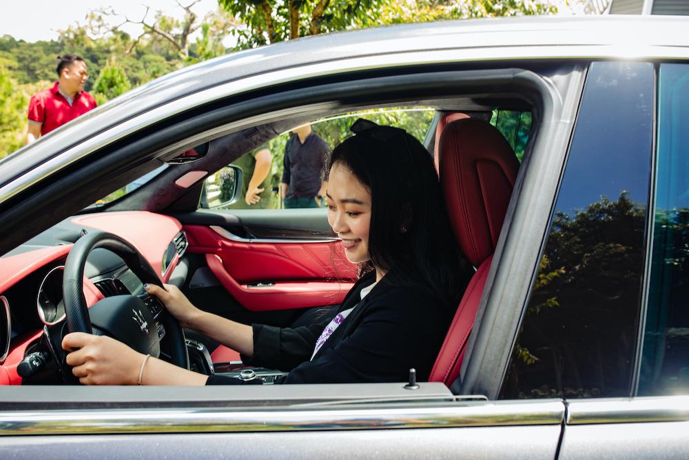 Lái Thử và Cảm Nhận Cảm Giác Lái Của Mẫu Xe Thể Thao Maserati Của ý