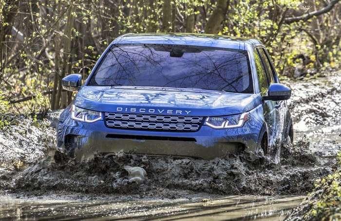 Land Rover Discovery Sport S 2020 Về Việt Nam Có Giá Bán Bao Nhiêu