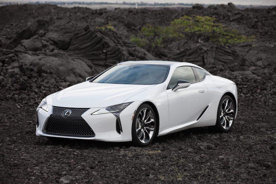 Lexus LC500 Và LC500H 2 Cửa Đời 2021 Ra Mắt Giá Bao Nhiêu