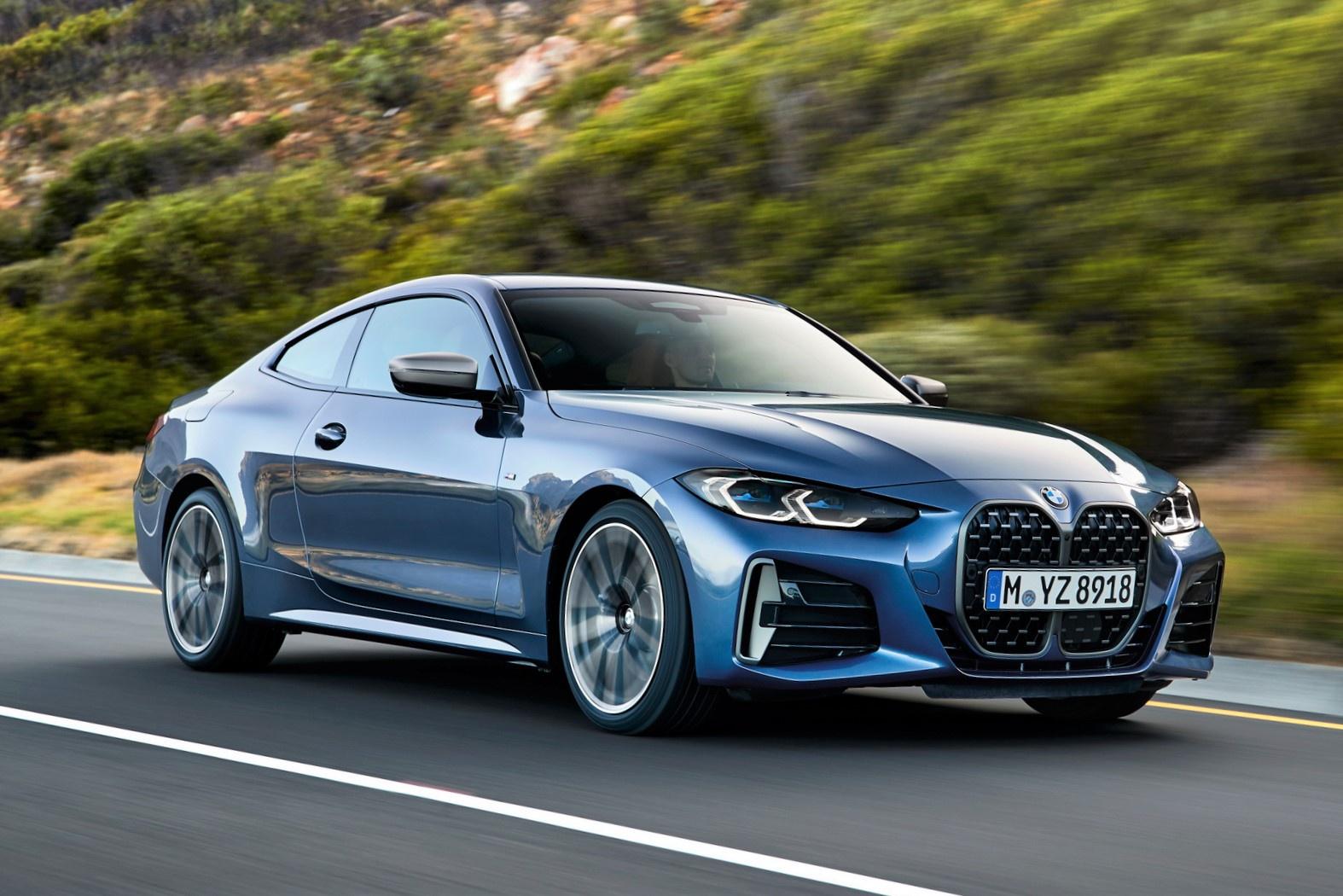 Xe BMW 4-Series Coupe Đời 2021 Có Mấy Phiên Bản, Gía Bao Nhiêu