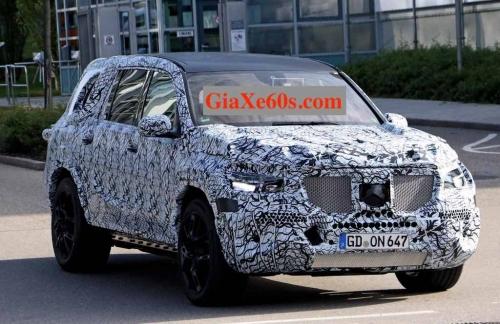 Mercedes GLS 7 Chỗ Phiên Bản 2020 Ra Mắt