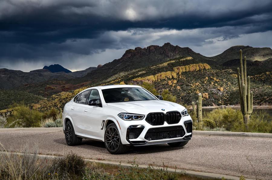Đánh Giá BMW X6 M Competition 2021 Công Suất 616 Mã Lực Có Gì