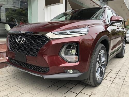 Mẫu Hyundai Santafe Phiên Bản Đặc Biệt 7 Chỗ Đời 2020