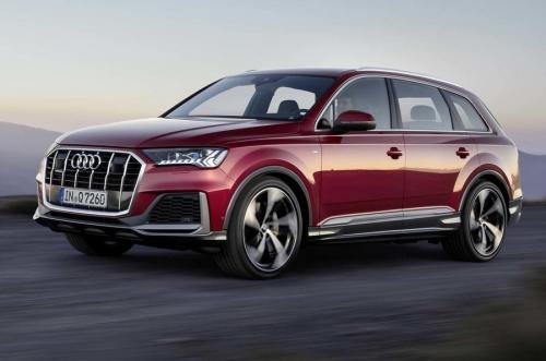 Mẫu 7 Chỗ Audi Q7 2021 Và Q8 Giá Bán Bao Nhiêu Tiền, Khi Nào Về VN
