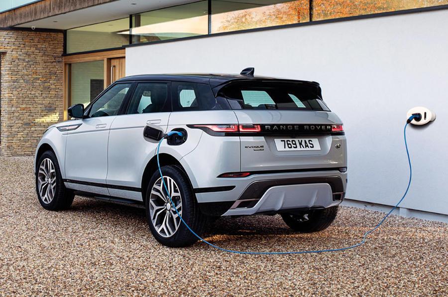 Land Rover Discovery Sport và Evoque tiếp theo chỉ sử dụng điện hybrid và EV