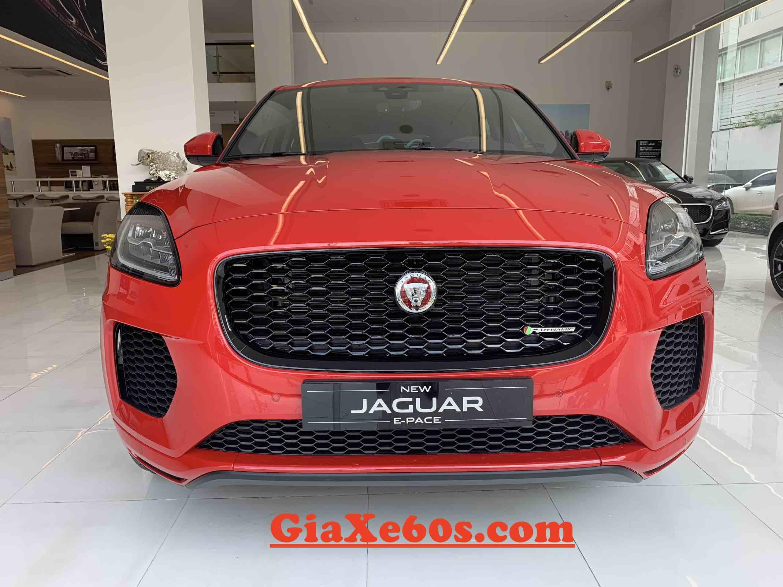 Giá Xe Jaguar E-Pace Phiên Bản 2.0 First Edition Bao Nhiêu