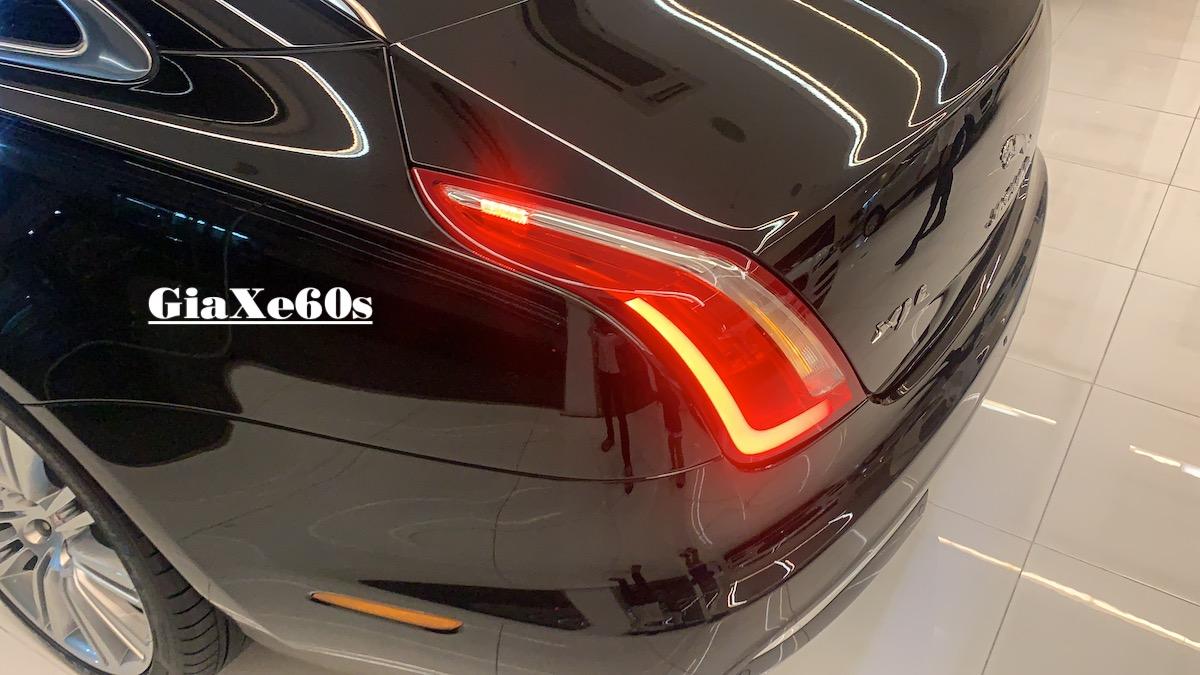 Jaguar XJL Phiên Bản Cao Cấp Giá Bao Nhiêu 2020 Màu Đen, Đỏ, Trắng, Xanh