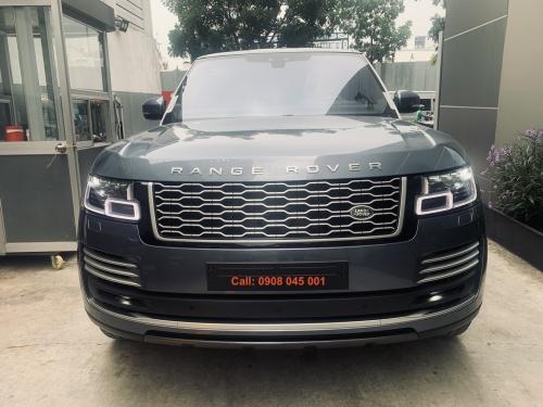 Xe Range Rover Autobiography LWB Có Gì Mới 2021 Bản 5 Chỗ