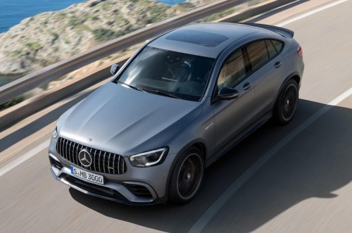 Mercedes AMG GLE 63 Coupe Ra Mắt Đối Thủ Porsche Cayenne Và BMW X6 Mới 2020