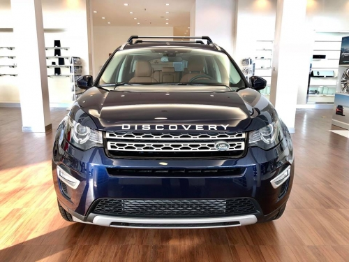 Xe Land Rover 7 Chỗ Discovery SPort HSE Đời Mới Nhất 2019 Bao Nhiêu Tiền