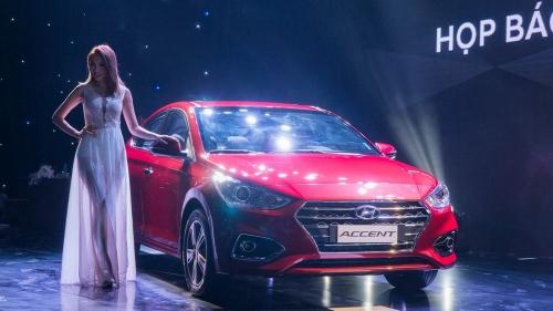 Xe Hyundai Accent Đời Mới Nhất Số Tự Động Và Số Sàn Bao Nhiêu Tiền 2018-2019