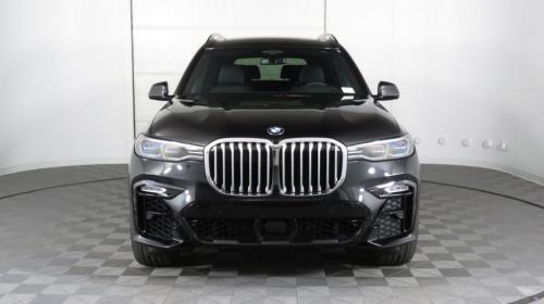Xe BMW X7 XDriver40i Màu Đen Hoàn Toàn Mới Model 2021 Giá Bao Nhiêu
