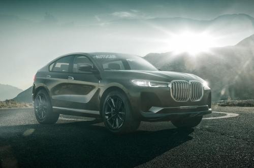 Hãng Xe Ôtô BMW Ra Mắt X8 5 Ghế Sau Khi 7 Chỗ X7 Được Sản Xuất