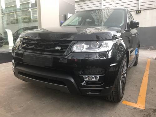 Discovery Và Range Rover Sport 7 Chỗ Của Land Rover Nhập Khẩu Tại Việt Nam