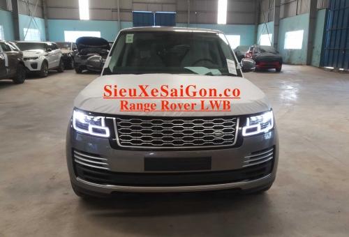 Siêu Phẩm Đặc Biệt SUV Range Rover LWB Mới 5 Chỗ Đời Mới Model 2019