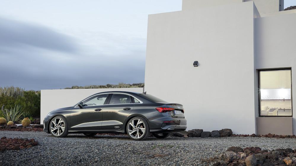 Audi A3 Phiên Bản Đời 2021 Có Gì Mới, Giá Bao Nhiêu