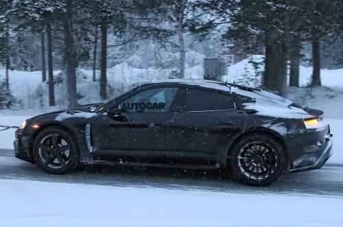 Mẫu Xe Điện Porsche Taycan Có Gì Hay Để Cạnh Tranh Với Tesla Và I-Pace