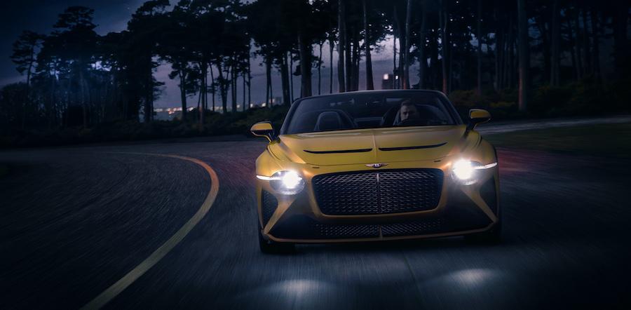 Xe Bentley 2 Cửa Hoàn Toàn Mới Bacalar 2020 Giá Bao Nhiêu Tiền