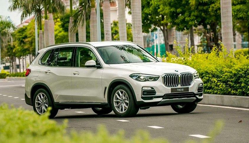 BMW X5 2021 có gì mới