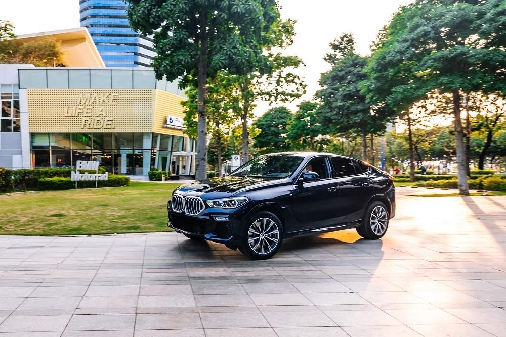 Giá Xe BMW X6 Đời Mới 2021 Bao Nhiêu Tiền