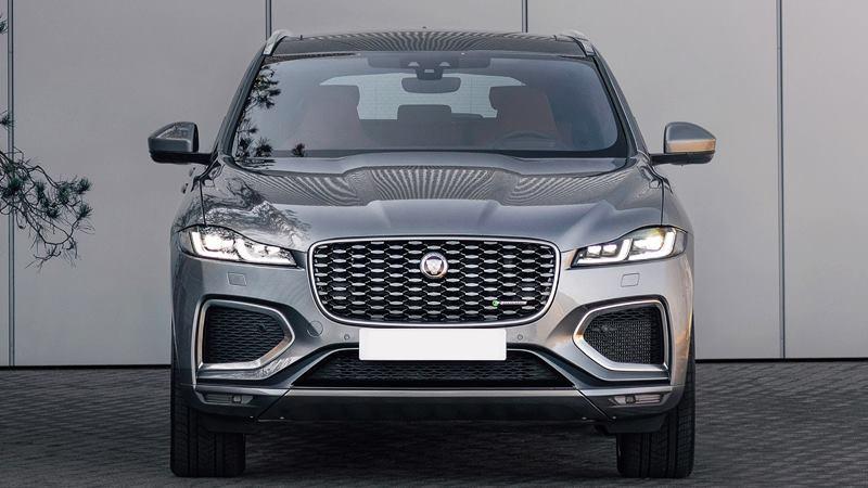 Jaguar SUV F-Pace Phiên Bản 2022 Ra Mắt Có Gì Mới