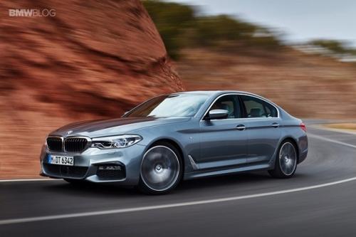 BẢNG GIÁ XE BMW 5 VÀ 7 CHỖ