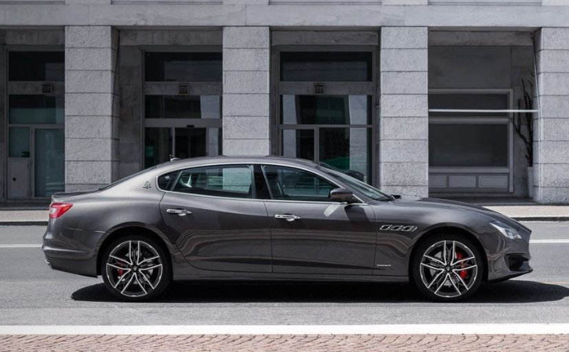 Mẫu Xe Maserati Quattroporte Mới 2021-2022 Giá Bao Nhiêu