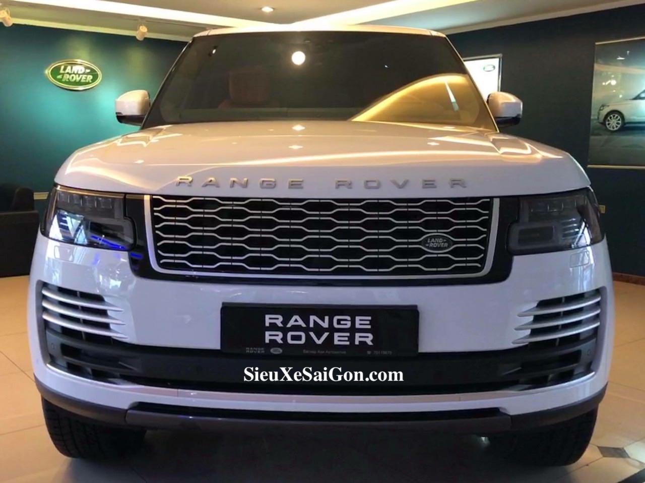 Giá Xe Range Rover Autobiography Dài LWB Phiên Bản Năm 2020