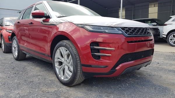 Xe Range Rover Evoque Giá Phiên Bản Rẻ Nhất Bao Nhiêu Có Mấy Loại Tại Việt Nam