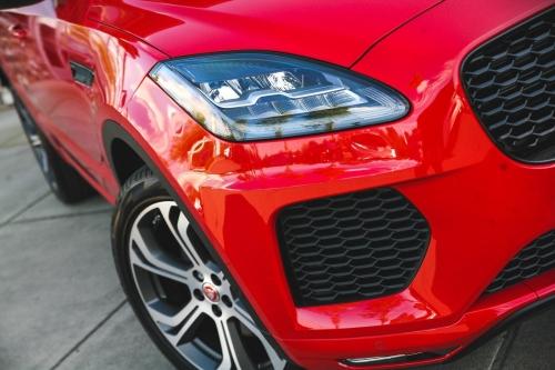 Jaguar C-Pace Ra Mắt Sau Jaguar F-Pace, E-Pace, I-Pace, J-Pace