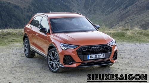 Audi Q3 Hoàn Toàn Mới Có Mấy Phiên Bản Về Việt Nam
