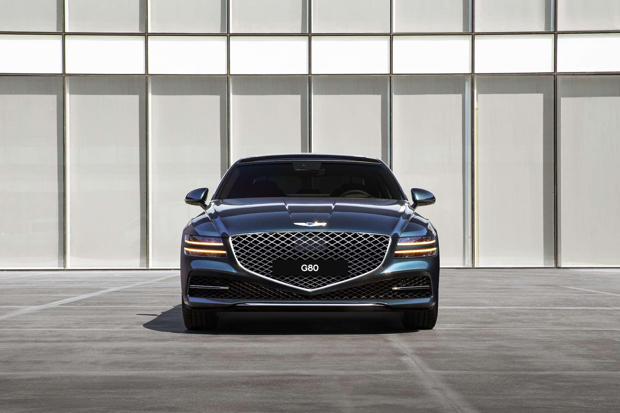 Genesis G80 2021 Dòng Xe Cao Cấp Của Hyundai Có Mấy Phiên Bản