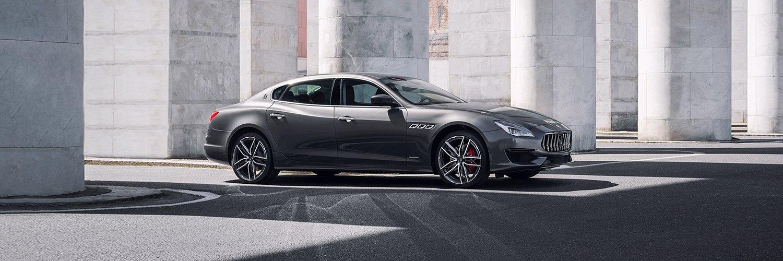 Maserati Ghibli Hybrid Động Điện 2.0 lít Hoàn toàn mới ra mắt có gì