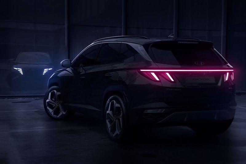Xe Hyundai Tucson Phiên Bản Mới 2022 Ra Mắt Có Gía Bao Nhiêu khi về Việt nam