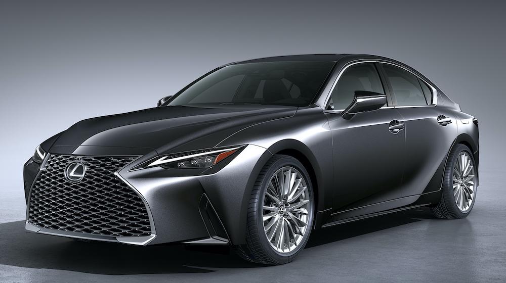 Hãng Lexus Ra Mắt Mẫu 4 Chỗ IS 250 Đời 2021 Nhiều Công Nghệ mới