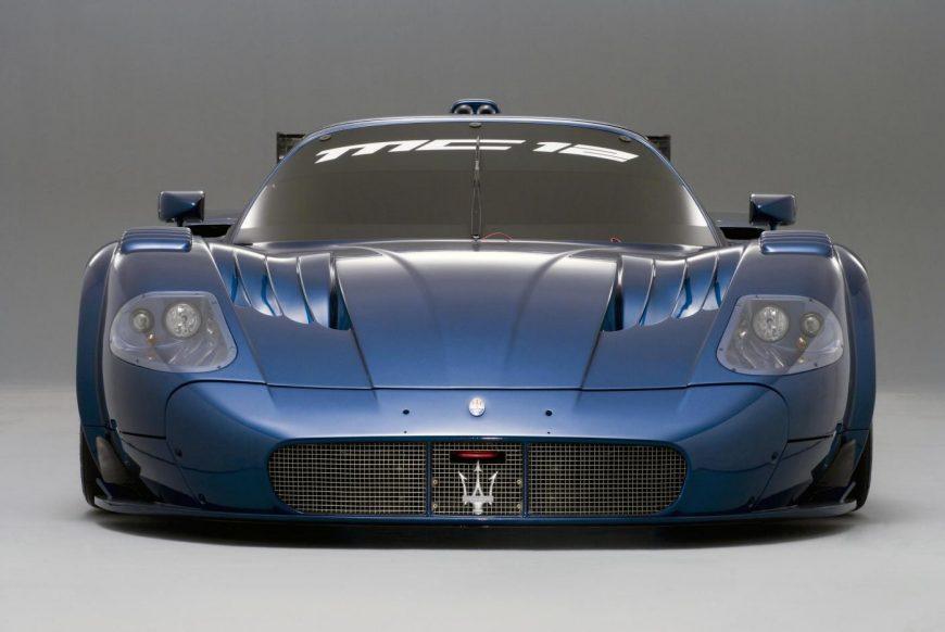 Xe Thể Thao 2 Cửa Maserati MC20 Hồi Sinh Của MC14