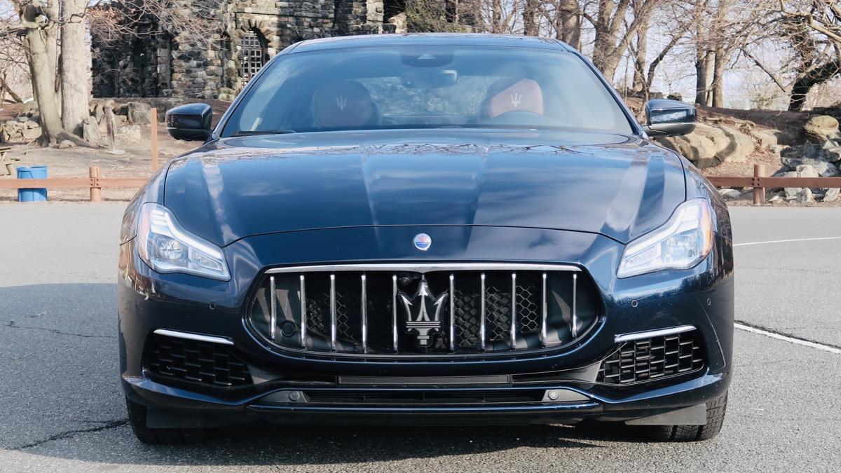 Giá Xe 4 Chỗ Maserati Quattroporte 2020 Phiên Bản S Q4 Nhập Ý