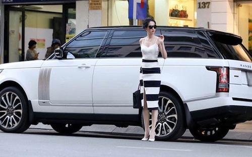 Range Rover Mới Khác Giá Xe Của Ngọc Trinh Bao Nhiêu Tiền