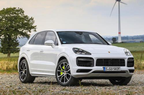 Đánh Giá Xe Oto Porsche Cayenne Turbo S E Hybrid