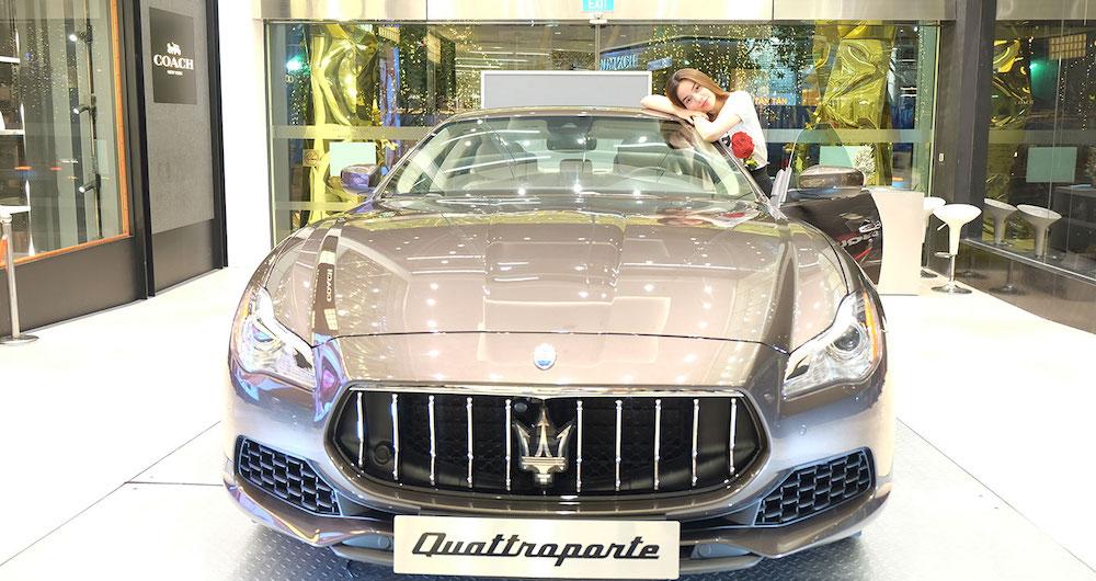 Địa Chỉ Showroom Xe Của Ý Maserati Phú Mỹ Hưng, Quận 7, Tp Hồ Chí Minh