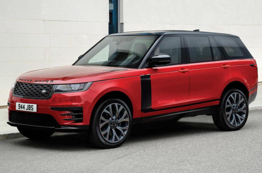 Xe Range Rover Đời 2021 Có Gì Mới, Giá Bán Bao Nhiêu