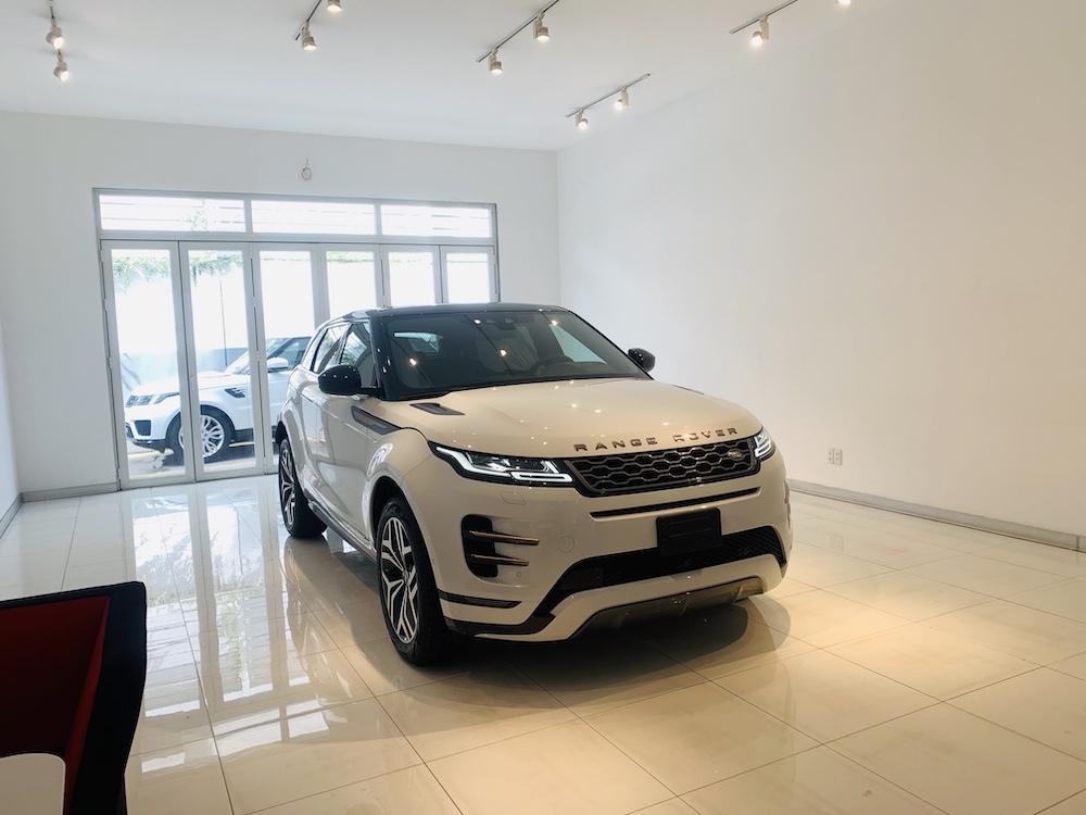 Chỉ 5 Xe Range Rover Evoque Phiên Bản First Edition 2020 Nhập Khẩu Về Việt Nam