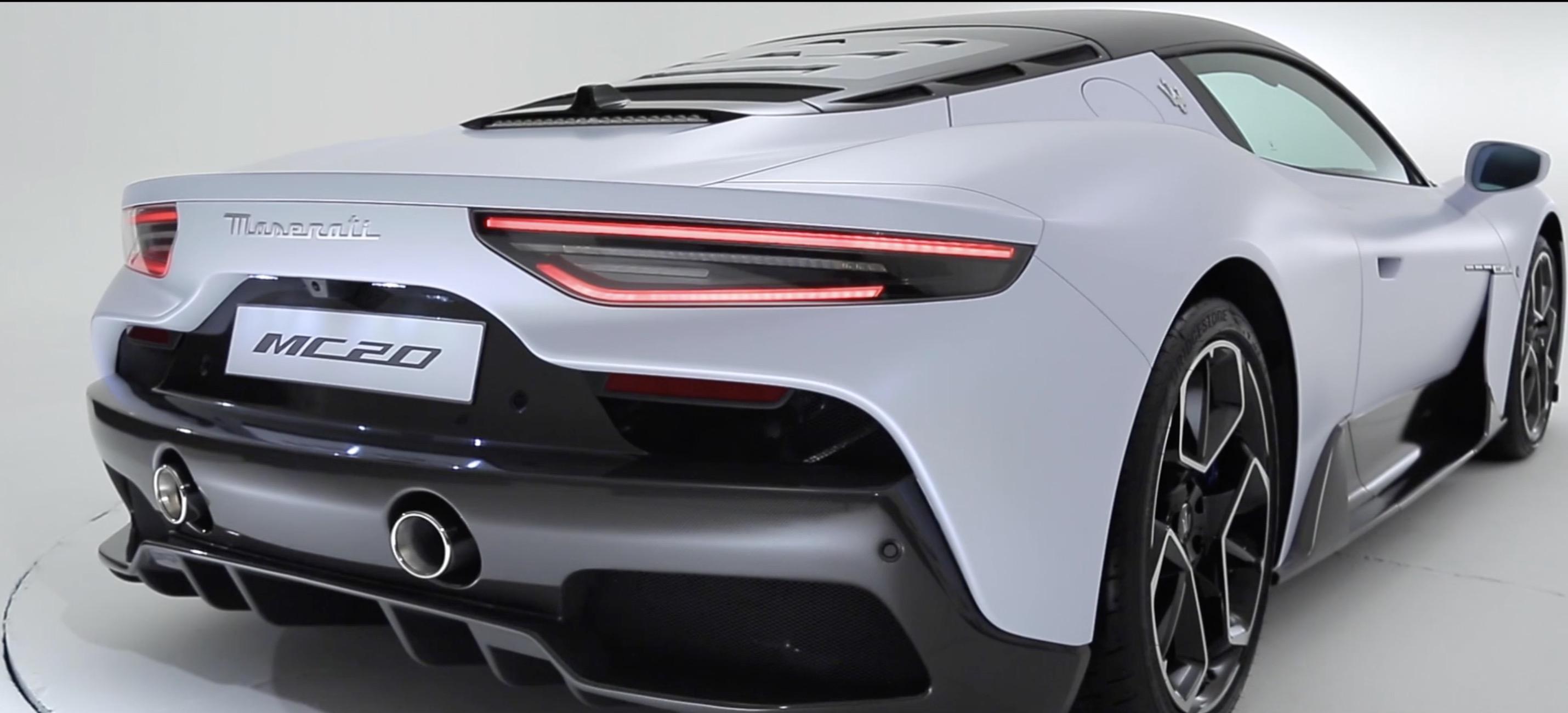 Xe Maserati 2021 Phiên Bản 2 Cửa Mới Có Giá Bao Nhiêu