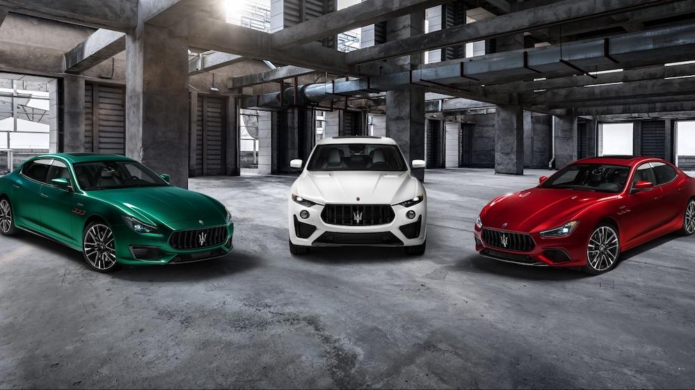 Trofeo Phiên Bản Mạnh Và Nhanh Nhất Của Maserati