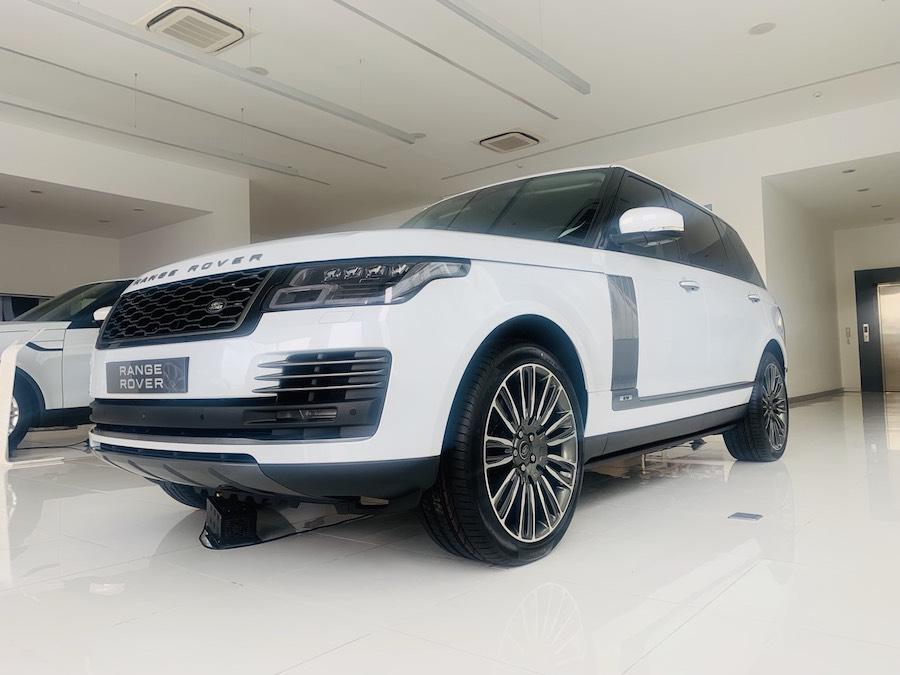 Xe Range Rover Loại Thùng To 4, 5 Chỗ Phiên Bản HSE Ngắn Vogue và SV Autobiography Dài